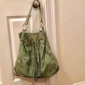 Gorgeous Bulga leather bag - excellent condition